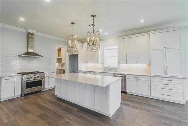 Custom kitchen designer